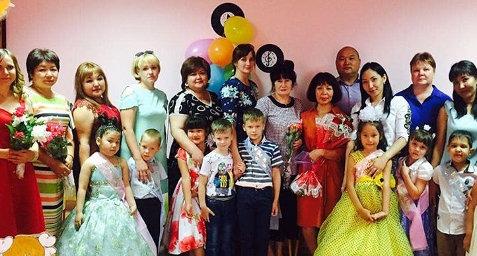 Выпускной бал в детском саду 2018